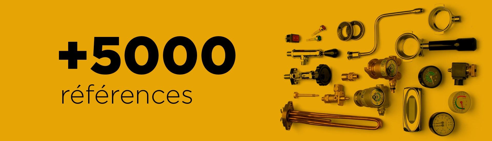 5000 produits